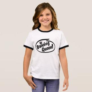 Dancing Queen, Dance Ringer T-Shirt