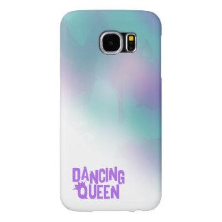 Dancing Queen Watercolor Samsung Galaxy S6 Cases