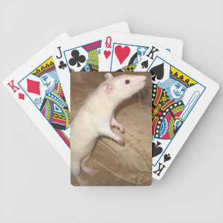 DANCING RAT PLAYING CARDS