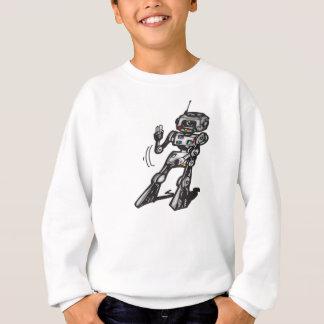 Dancing Robot Sweatshirt