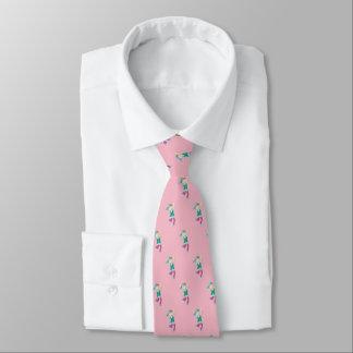 Dancing Romany Gypsy Boy (pale pink) Tie