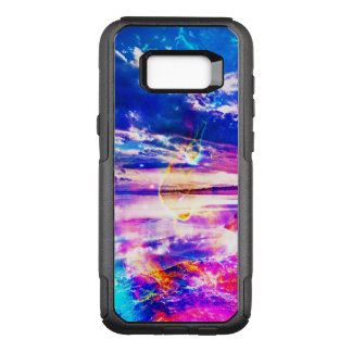Dancing-Sea OtterBox Commuter Samsung Galaxy S8+ Case