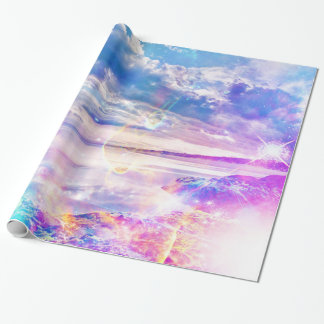 Dancing Sea Wrapping Paper