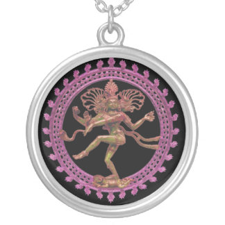 Dancing Shiva Necklace