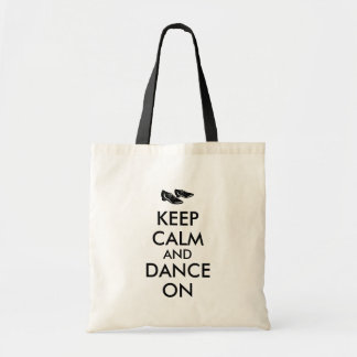 Dancing Shoes Customizable Keep Calm and Dance On