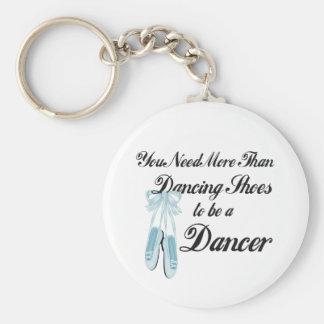 Dancing Shoes Key Ring