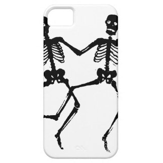 Dancing Skeletons iPhone 5 Cases