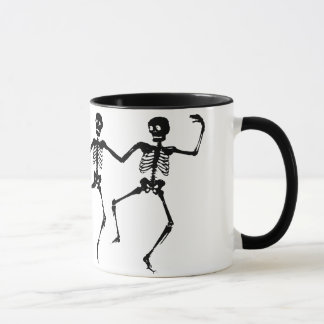 Dancing Skeletons (Halloween) Mug