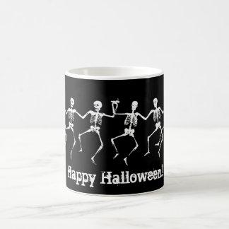 Dancing Skeletons II Coffee Mug