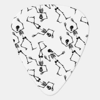 Dancing skeletons plectrum