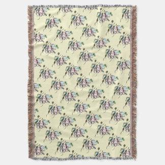 Dancing sprites & fairies - dreamy tribal bee