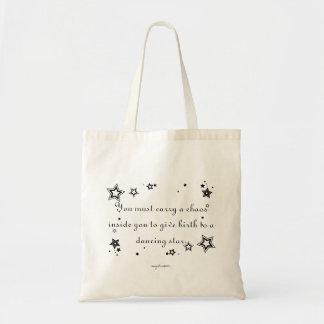 Dancing Star Budget Tote Bag