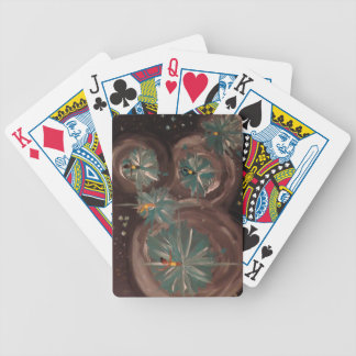 Dancing Stars Playing Cards