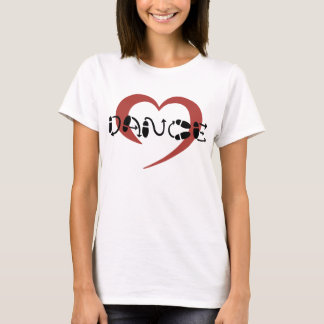 Dancing steps T-Shirt