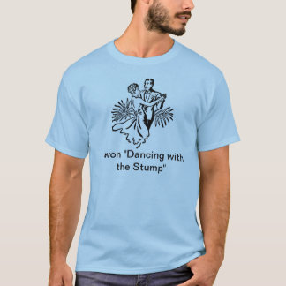 dancing stump T-Shirt