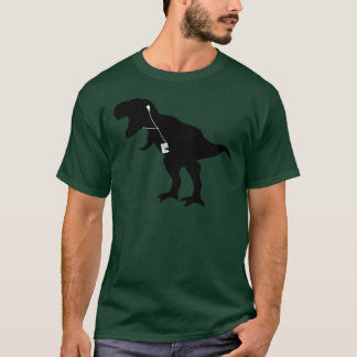 Dancing T-Rex design T-Shirt
