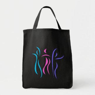 Dancing totebag bags