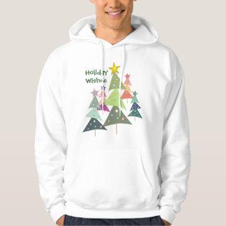 Dancing Trees Holiday Shirt