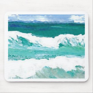 Dancing Waves - cdcp08 Mouse Pad