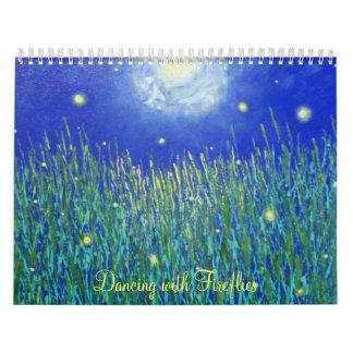Dancing with Fireflies Wall Calendars