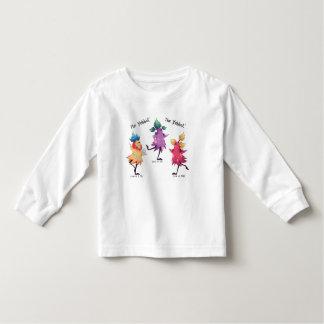 Dancing Yabbut long sleeve t-shirt for kids.