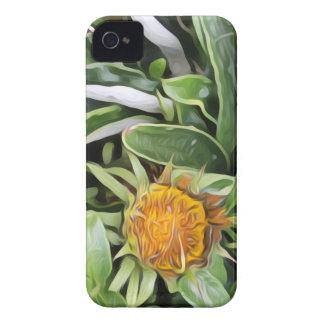 Dandelion a la Van Gogh Case-Mate iPhone 4 Case