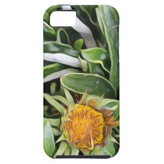 Dandelion a la Van Gogh iPhone 5 Case