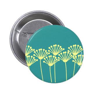Dandelion Breeze Pinback Buttons