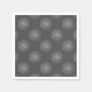 Dandelion Burst Disposable Napkin