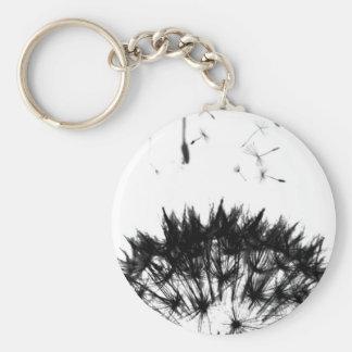Dandelion Dreams Key Ring