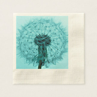 Dandelion Flower Disposable Serviette