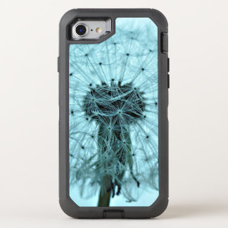Dandelion Flower OtterBox Defender iPhone 8/7 Case
