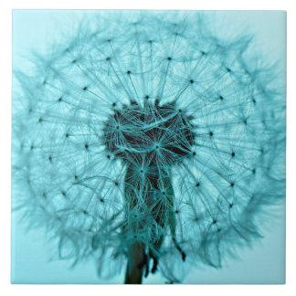 Dandelion Flower Tile