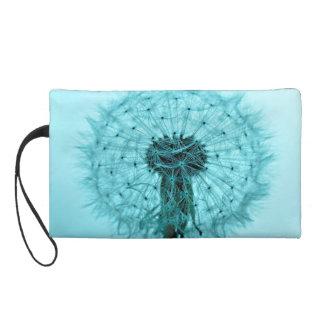 Dandelion Flower Wristlet