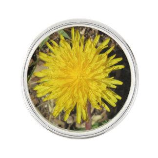 Dandelion Lapel Pin