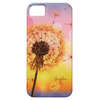 Dandelion Make A Wish Spring Barely There iPhone 5 Case
