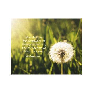 Dandelion,photo, spring, sunshine,inspirational canvas prints