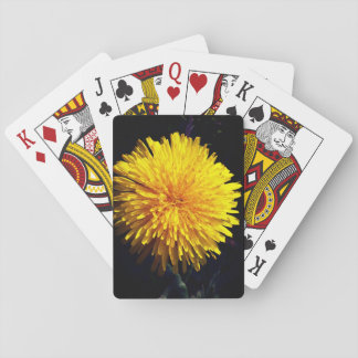 Dandelion Playing Cards
