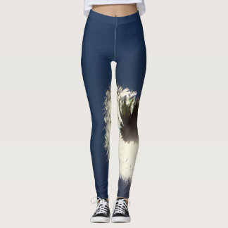 Dandelion Seed Leggings