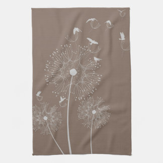 Dandelion Seed Thieves Tea Towel