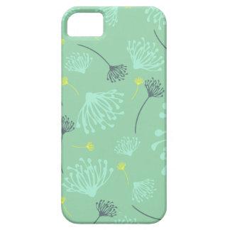 Dandelion Silhouette iPhone 5 Case