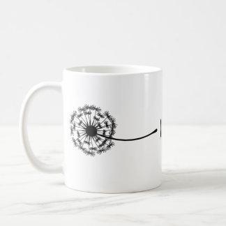 Dandelion Smile Zen Mug