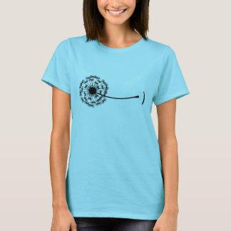 Dandelion Smile Zen T-shirt