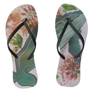 Dandelion Thongs