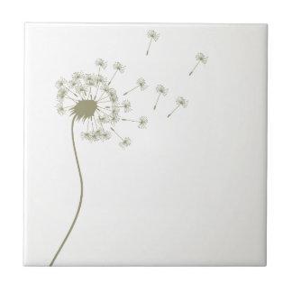 Dandelion Tile