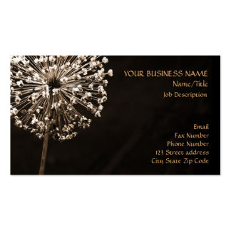 Dandelion Wishes Business Card
