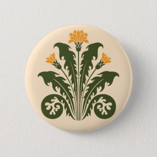 Dandelions 6 Cm Round Badge