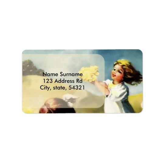 Dandelions - Antoinette Inglis Label