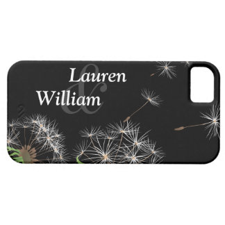 Dandelions Barely There iPhone 5 Case
