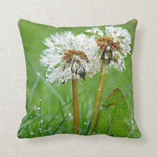 Dandelions by Alexandra Cook Cushion